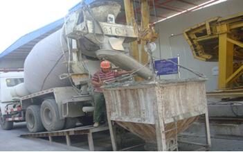 短线匹配预制箱梁混凝土施工及预制线型控制