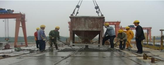 短线匹配预制箱梁混凝土施工及预制线型控制_6
