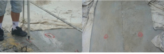 短线匹配预制箱梁混凝土施工及预制线型控制_7