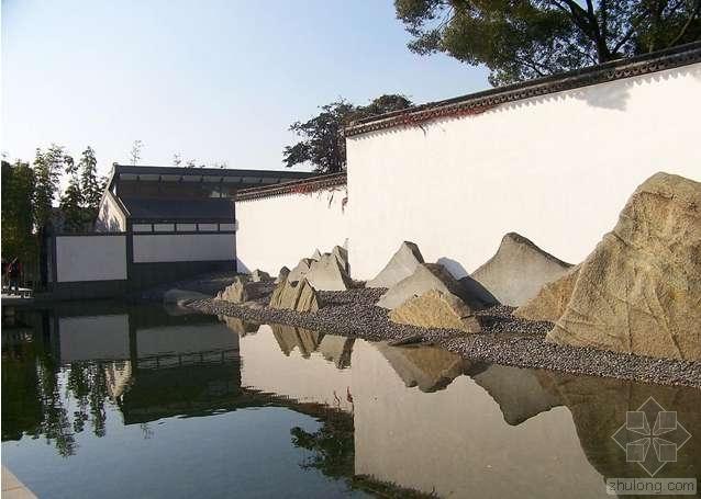 中国园林古建筑设计色彩搭配的特点