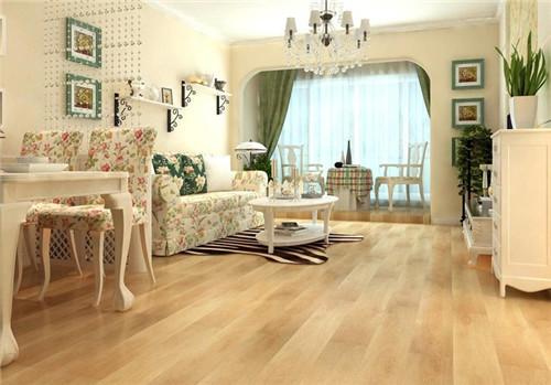 贝尔地板带您打造:韩式田园风格 浪漫温馨之家