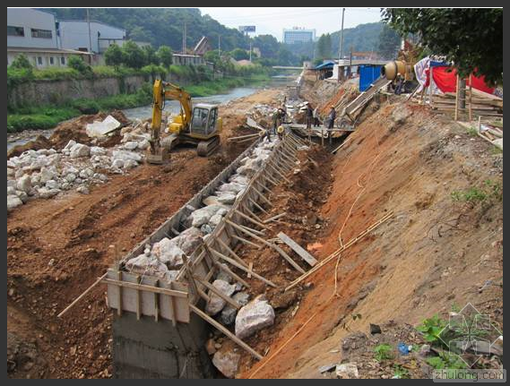 水利工程中埋石混凝土是怎样的?怎么计算 ?