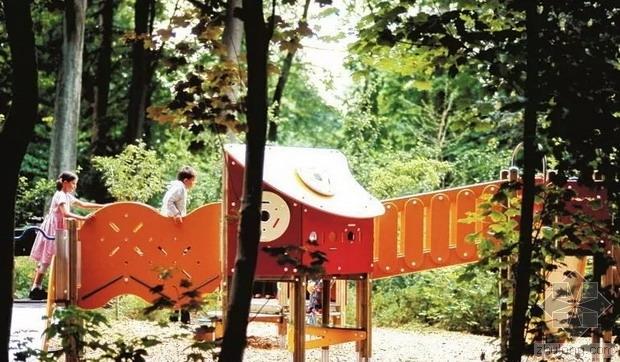 景观设计、儿童游乐设施和风水设计能擦出什么火花