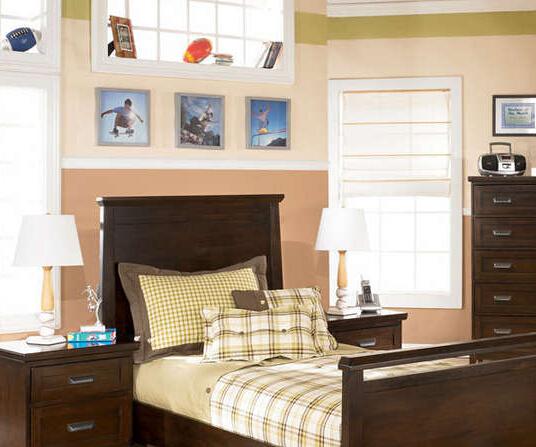 完美的别墅儿童房设计 给孩子一个安全的小天地----[四合茗苑](图文