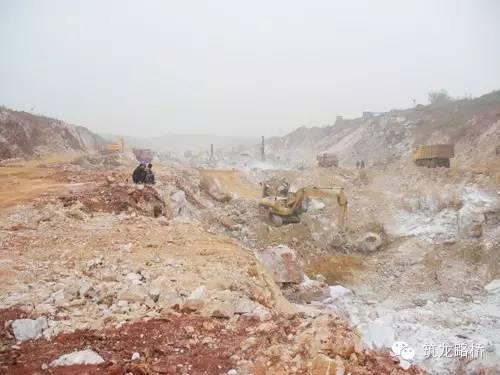 石质路堑施工技术标准化要点