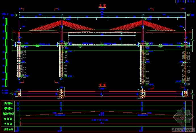 广东省跨海大桥--南澳大桥工程图纸(矮塔斜拉桥)
