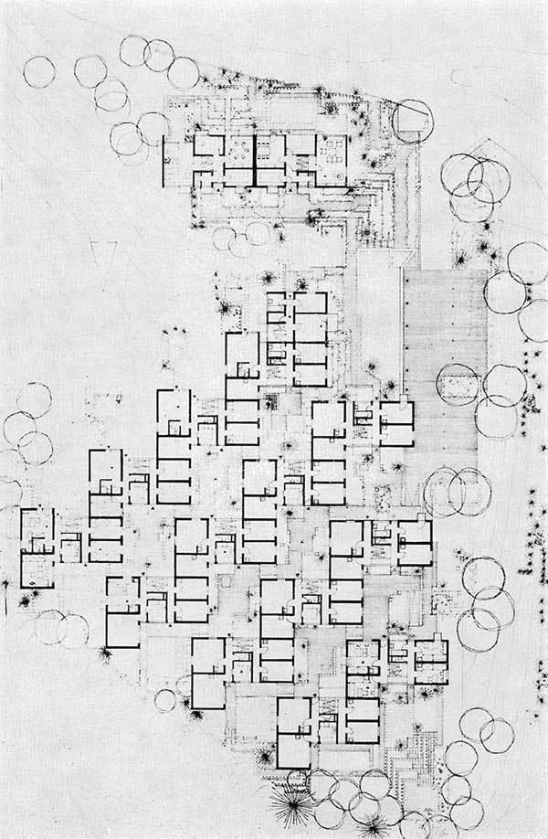 什么样的建筑设计平面图受评审的关注