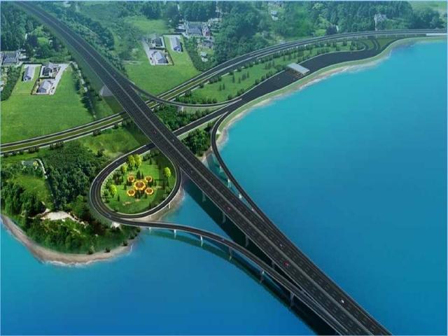 跨路施工技术方案资料下载-泉州湾跨海大桥无底钢套箱施工技术