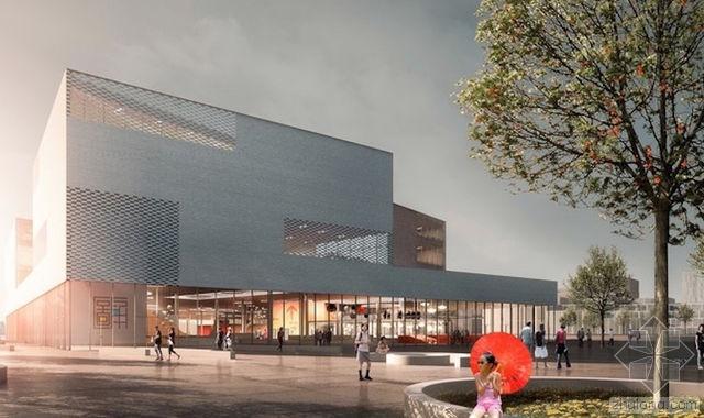 宁波有天一阁,现在又建起了一个开放式图书馆