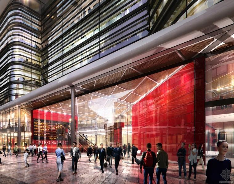 福斯特赢得英国加的夫中心汽车站设计权