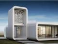 迪拜将建世界首座3D打印办公楼