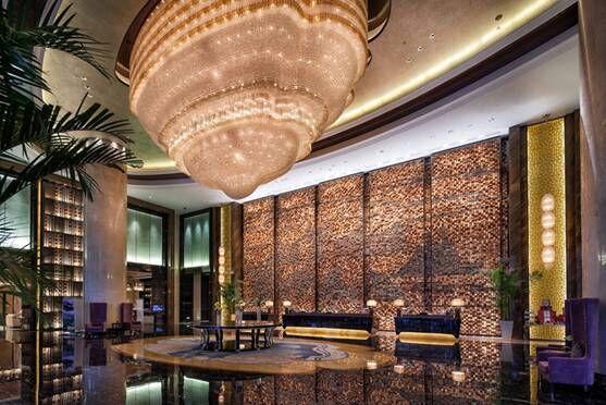 酒店设计与传统文化结合的典范--济宁万达嘉华酒店