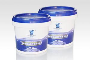 青龙丙稀酸酯高级弹性防水涂料的应用