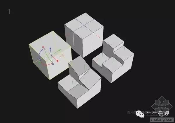 干货:如何画出高端大气的建筑设计方案分析图?