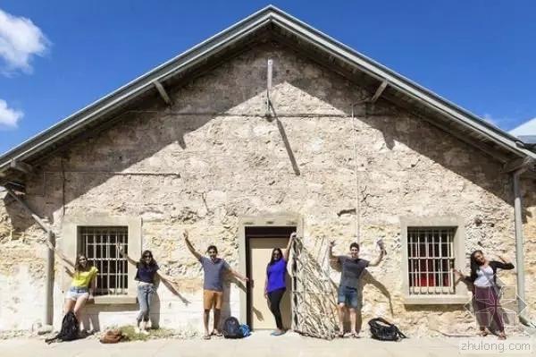 女子监狱改造成青年旅馆,奢华的好似度假村
