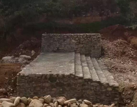 浆砌石施工,简约而不简单
