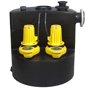 地下一体化污水提升设备的开发与应用