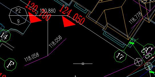 天正给排水T20画市政管道的管底标注怎么用