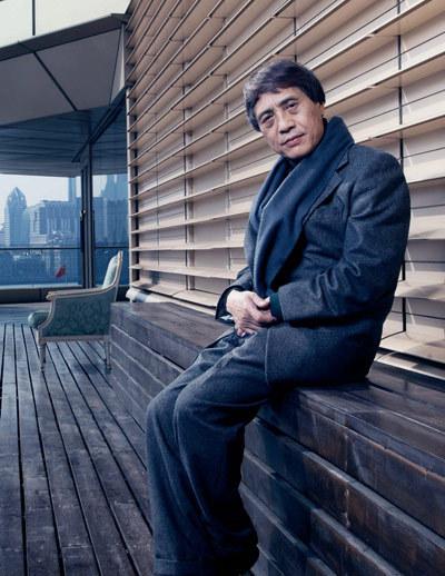 安藤忠雄:草图成为建筑师交流的一种方式