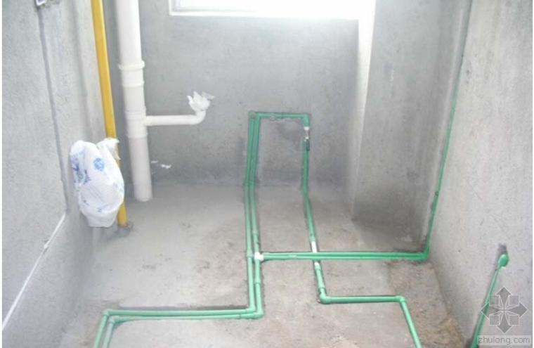 室外给水排水常见问题分析