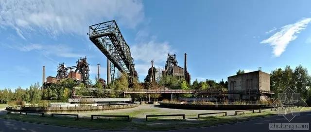详解后工业景观——设计手法&经典案例(100%干货)