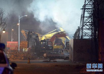 三问哈尔滨大火:烂尾楼为何入住上千商户