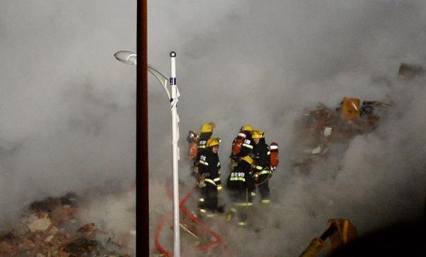 哈尔滨火灾致命细节:裸露电线引燃
