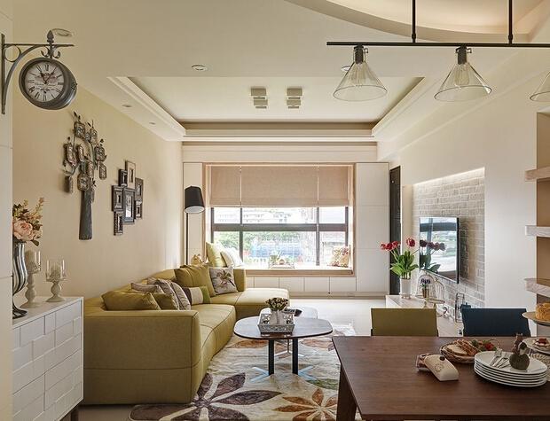 简约混搭的别墅装修风格 张扬独一无二的气质内涵
