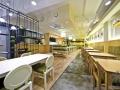 优雅温馨 首尔Tokyo curry日式餐厅设计