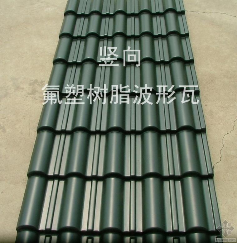 老楼屋顶平改坡防水改造轻钢屋架上干挂大连凡美树脂仿古瓦
