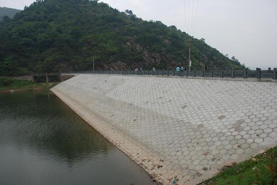 岸坡加固处理资料下载-小型病险水库除险加固技术