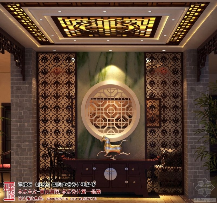 古董店展厅装修设计 打造一个尊贵典雅的欣赏效果