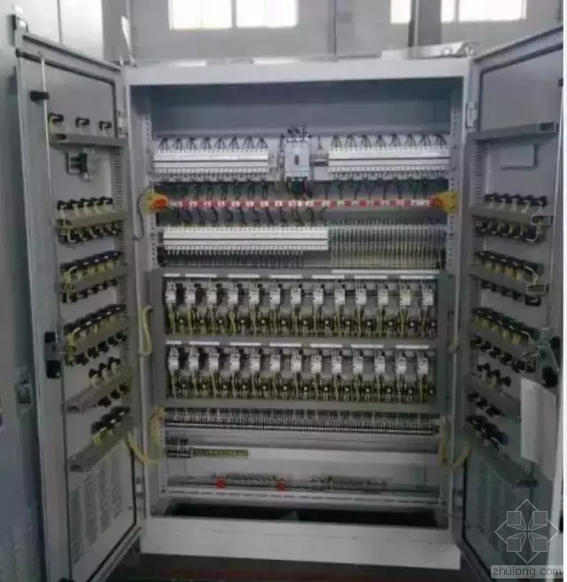 电气控制柜布线应该注意这些