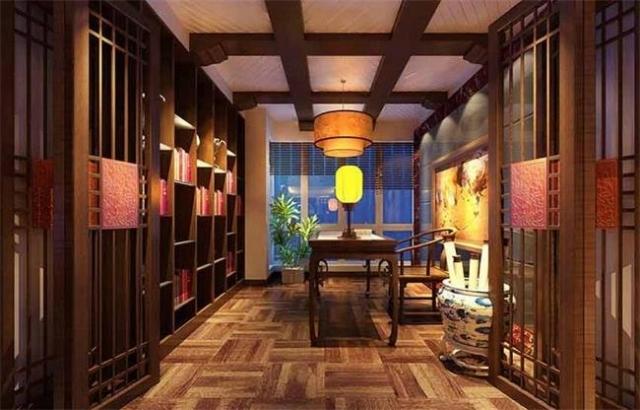 室内设计与装修中书房怎么采光比较好呢?