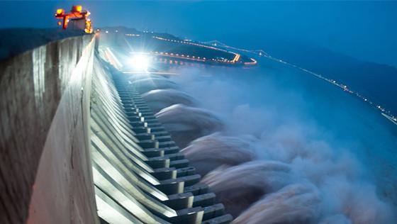 中华民族自己的世界首创--浮管式水力发电机
