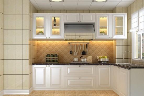 欧式古典的装饰风格资料下载-欧式古典风格厨房设计赏析.