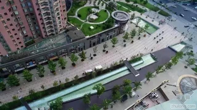 商业街景观设计的分析要点