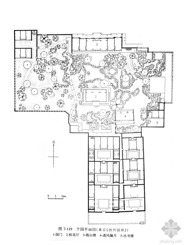 20张[苏州园林]罕见手绘设计图