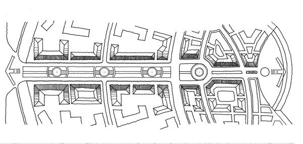 怎么系统地自学钢笔建筑手绘?