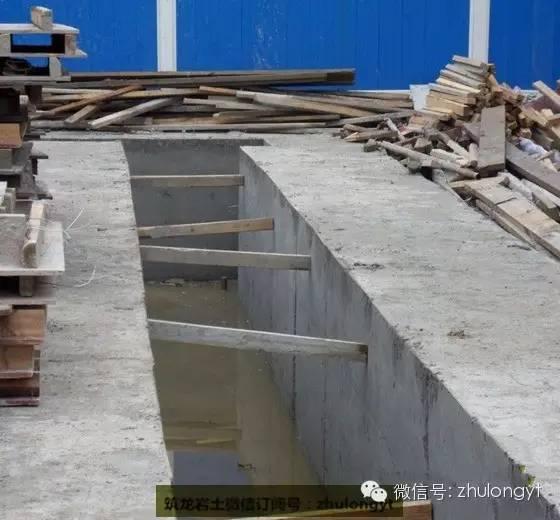 软土地基地下连续墙施工资料下载-液压抓斗成槽地下连续墙施工全过程高清大图,快来围观