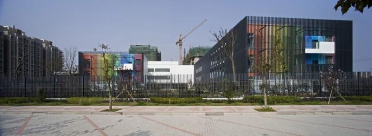 从一座幼儿园的设计与建造看中国建筑的现实