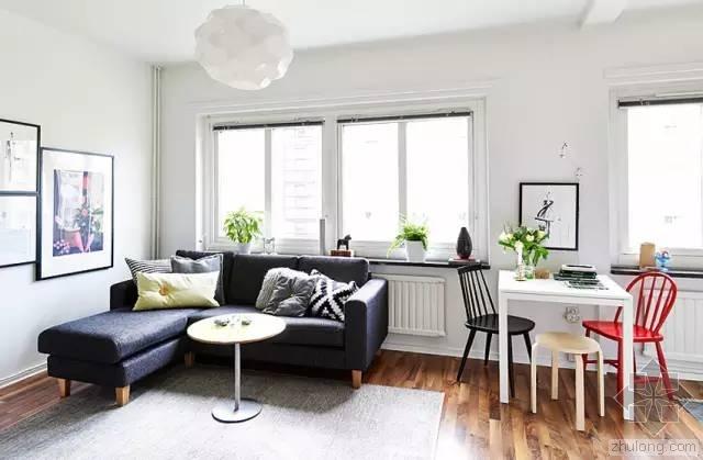 室内装饰族资料下载-适合租屋族的独立套房