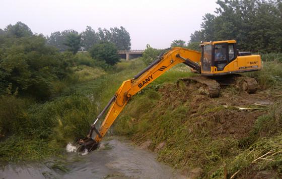 河道清淤施工技术要点