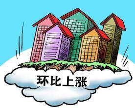 楼市成交增长房地产市场回暖之声不断