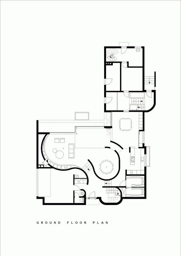 (关于平面)建筑学出图怎样才正确美观好看
