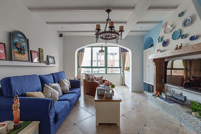简洁明丽 地中海风格中的经典别墅设计风采
