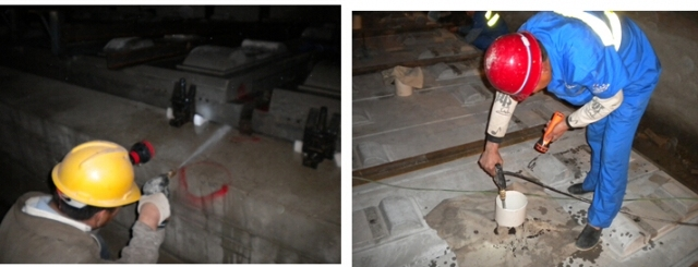 总结:水泥乳化沥青砂浆灌注施工质量控制