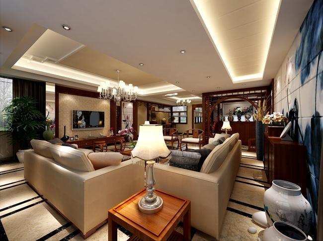 设计师在进行别墅室内装饰时可从哪几方面入手