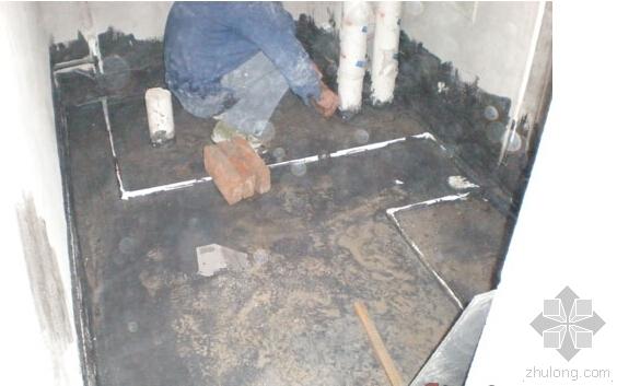室内设计施工工艺之水改造、包管道