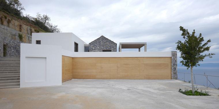 希腊地中海边的世外桃源 Villa Melana